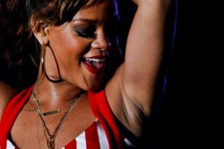 Fotos, músicas e vídeos online de Rihanna