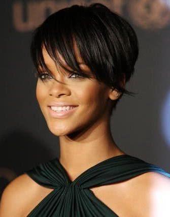 Rihanna em evento do Unicef