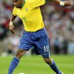 Vídeos de gols e jogadas de Robinho
