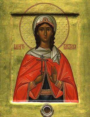 Oração à Santa Bárbara