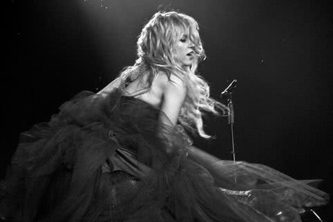 Foto da cantora Shakira