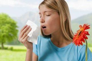 Sonhar com alergia