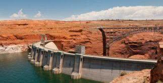 Sonhar com barragem