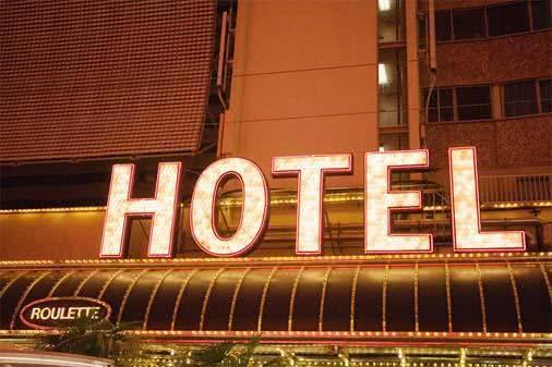 Sonhar com hotel