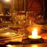 sonhar com jantar