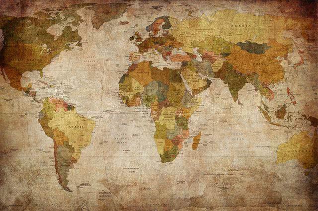 Sonhar com mapa