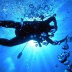 sonhar com mergulho