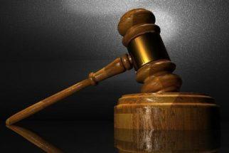 Sonhar com processo judicial
