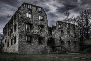 Sonhar com ruínas