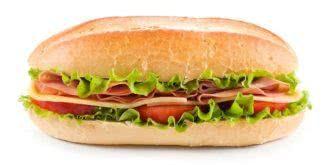 Sonhar com sanduíche