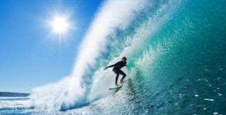 Sonhar com surfe