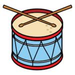 sonhar com tambor