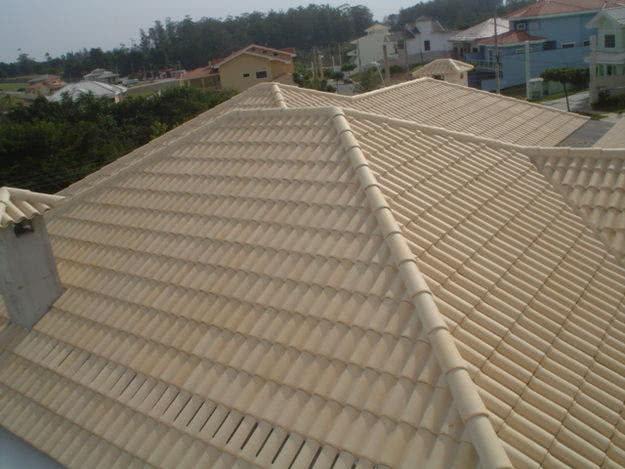 Sonhar com telhado