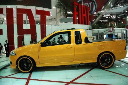 Fiat Strada Tunada
