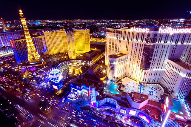 A Strip é um dos logradouros mais bonitos do mundo