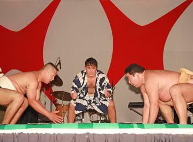 Luta de sumô