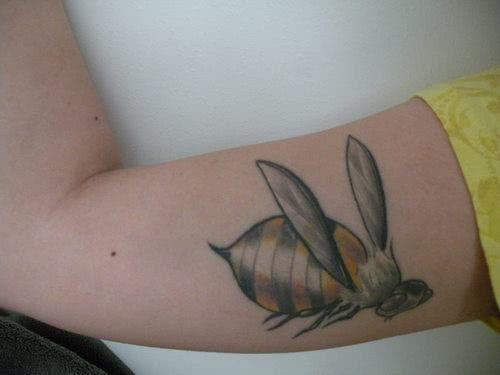 Desenho no braço
