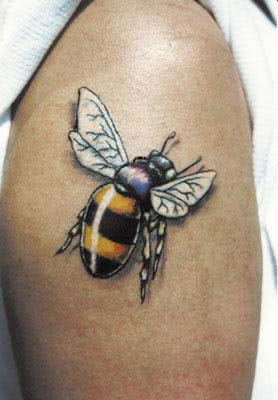 Tatuagem em 3D