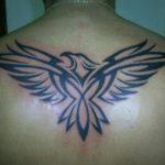 Tatuagens de águia – fotos e significados