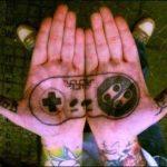 Fotos de tatuagens super bizarras