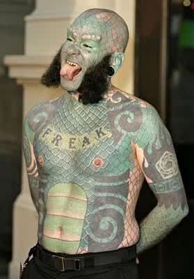 Homem-cobra