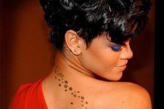 Fotos de tatuagens das famosas