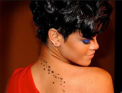 Tattoo de Rihanna