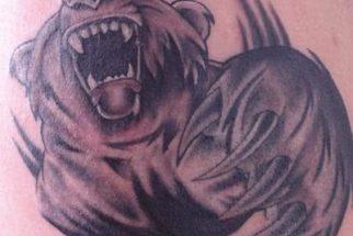 Tatuagem de Ursos – fotos destas tattoos animais!