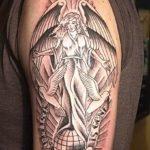Tatuagens de lindos anjos e querubins – veja fotos de exemplos
