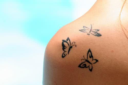 tatuagem-borboleta-ombro
