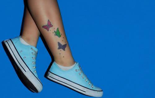 tatuagem-borboleta-perna