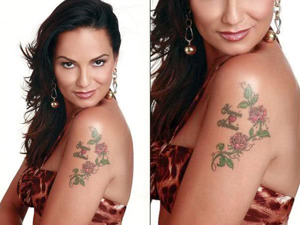 Tatuagem - Luisa Brunet