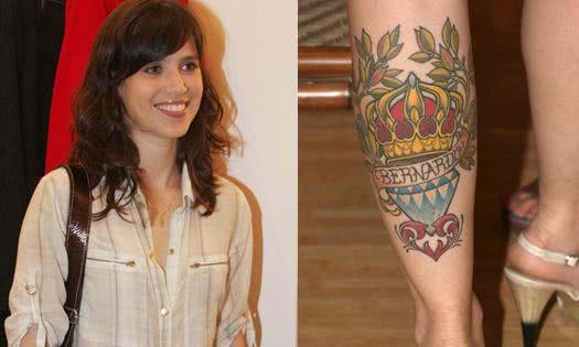 Tatuagem - Mel Lisboa
