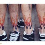 Tatuagens de Fogo – Fotos