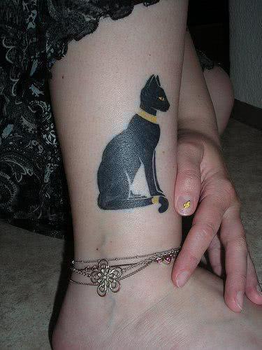 Tatuagem de gatos