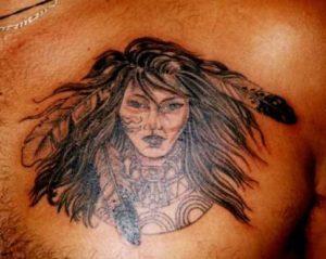tatuagem-indigena-no-peito