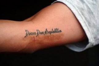 Significados E Curiosidades Sobre As Tatuagens Em Latim