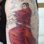 Significados e fotos de tatuagens de samurai
