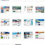 Templates de sites prontos