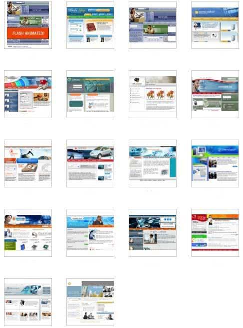 Templates de sites