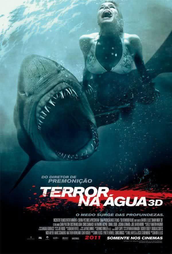 Terror na Água 3D