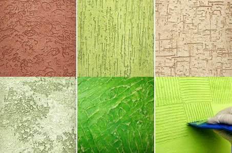 Exemplos de texturas