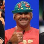 Vídeos de piadas dos humoristas Tiririca, Shaolin e Tom Cavalcante