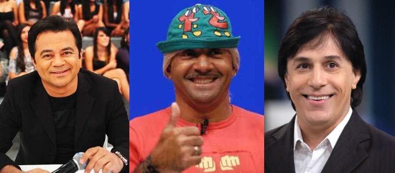 Shaolin, Tiririca e Tom Cavalcante