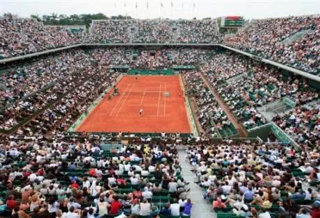 Torneio de tênis Roland Garros