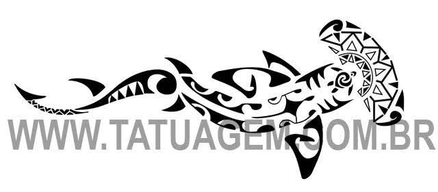 Fotos De Tatuagem De Tubarao