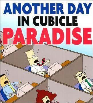 Dia no cubiculo