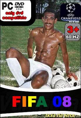 Nova versão do Fifa