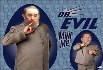 Fidel e seu clone