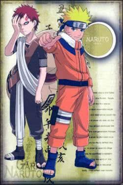 Naruto, manga que passa no SBT